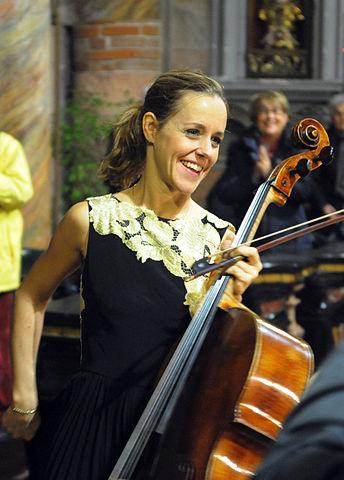 Sol Gabetta Violoncelliste