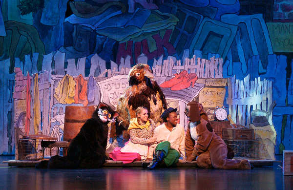 brundibar : opéra pour enfants