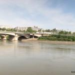 Pont Raymond Poincaré à Lyon