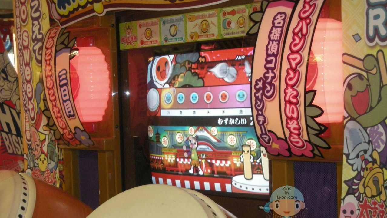 Jeux video arcade