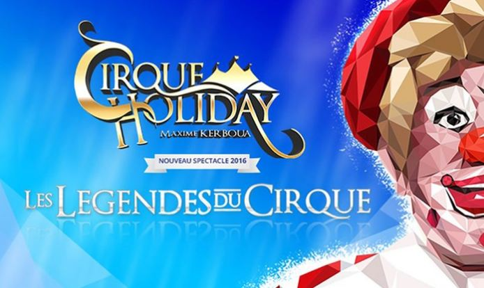 Cirque Holiday Lyon